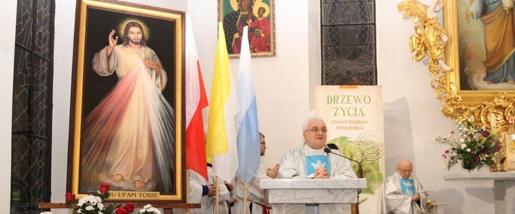 Parafia pw. Najświętszej Maryi Panny w Chocianowie